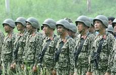 Fuerzas de seguridad de Vietnam y Laos impulsan cooperación