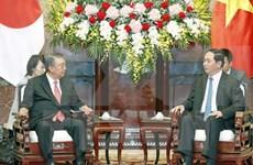 Presidente de la Cámara Baja de Japón concluye visita a Vietnam