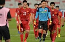 Vietnam anuncia nómina de jugadores convocados para Copa Mundial sub 20 de fútbol