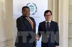 Continúa Vietnam participando activamente en actividades de IPU
