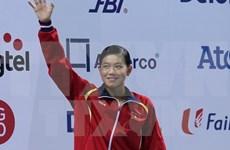 Nadadora vietnamita ganó dos medallas de plata en Estados Unidos