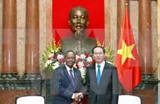 Vietnam y Madagasca enfatizan cooperación en agricultura