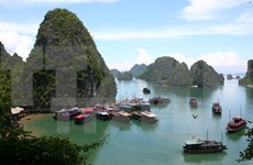 Quang Ninh recibe a más de 420 mil visitantes durante semana de turismo 2017