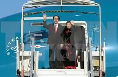 Visita del presidente vietnamita a China contribuirá a fortalecer las relaciones binacionales