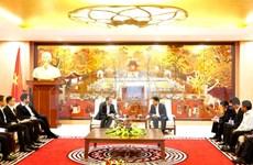 Autoridad de Hanoi promete mejores condiciones para inversores foráneos