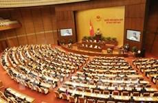 Comité Permanente del Parlamento vietnamita inicia reunión de trabajo