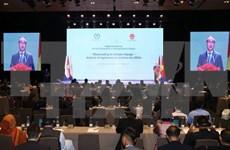 IPU estudia papel de legisladores en respuesta a cambio climático en Asia- Pacífico