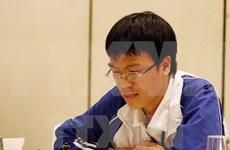 Brillante actuación de ajedrecista vietnamita en torneo asiático