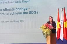Clausuran en Vietnam reunión de IPU para Asia-Pacífico sobre cambio climático