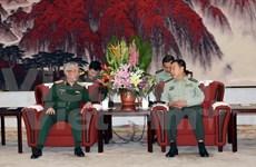 Altos funcionarios militares de Vietnam y China se reúnen en Beijing