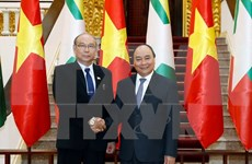 Myanmar pide a empresas vietnamitas incrementar la inversión