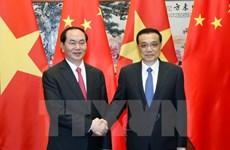 Visita de presidente vietnamita a China cosecha importantes resultados