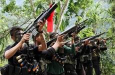 Gobierno de Filipinas e insurgentes reanudarán conversaciones de paz