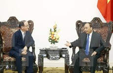 Premier destaca contribución de Samsung a la economía de Vietnam