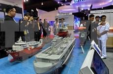 Vietnam asiste a exhibición de Defensa Marítima de Asia  2017