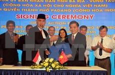 Intensifican cooperación entre localidades vietnamita e indonesia