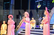 Celebran Festival de Canto de aficionados en Ciudad Ho Chi Minh