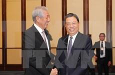 Singapur se compromete a impulsar nexos ASEAN-China