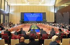 Miembros de APEC dialogan sobre medidas en apoyo a comercio multilateral