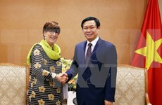 Impulsan cooperación en inversión entre Vietnam y Bélgica