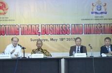 Empresas indonesias se interesan en oportunidades de negocios en Vietnam