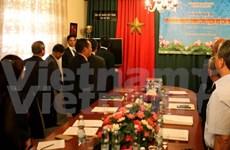 Vietnamitas en extranjero celebran 127 años de natalicio de Ho Chi Minh