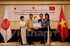 Organizan en Japón concierto caritativo a favor de niños vietnamitas
