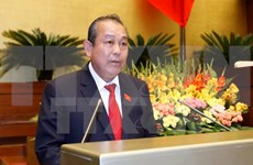 Parlamento vietnamita destaca cumplimiento de misiones socioeconómicas