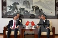 Intercambio juvenil robustece relaciones Vietnam-China