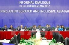 Acontece diálogo sobre la formación de un Asia-Pacífico integrado e inclusivo