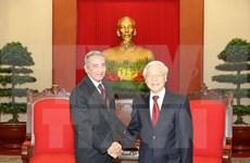 Resaltan nexos entre Partidos Comunistas de Vietnam y Cuba
