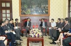 Buscan profundizar lazos entre órganos periodísticos oficiales de Vietnam y China