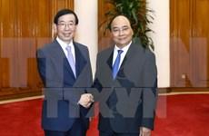 Primer ministro de Vietnam aboga por mayor cooperación con Sudcorea