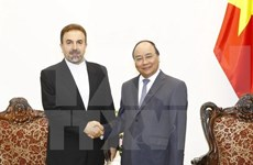 Premier de Vietnam aboga por mayor cooperación con Irán