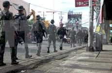Intensifica Filipinas operación para aniquilar grupo insurgente en Marawi
