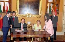 Vietnam y Portugal acuerdan establecer mecanismos para impulsar sus relaciones
