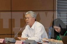 Diputados vietnamitas expresan apoyo a resolución sobre deudas incobrables