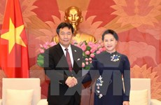 Resaltan nexos Vietnam-Japón