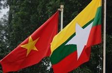 Vietnam y Myanmar acuerdan ampliar cooperación en defensa y economía