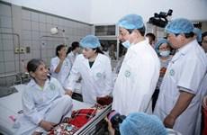 Policía vietnamita realiza investigación sobre incidente médico grave en Hoa Binh