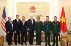 Ministro vietnamita elogia aportes de John McCain a lazos Vietnam- Estados Unidos