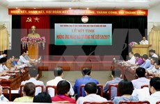 Vietnam se empeña en mejorar la protección del medioambiente