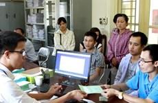 Aumenta en Vietnam cifra de personas con cartillas de seguro social