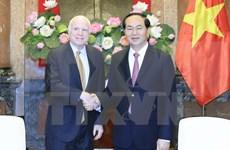 Estados Unidos es socio importante de Vietnam, dice presidente