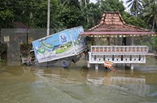 Premier de Vietnam envía condolencias a Sri Lanka por desastres naturales