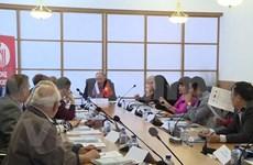 Sesiona en Moscú seminario científico sobre asociación estratégica Vietnam- Rusia