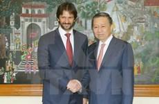 Impulsan colaboración Vietnam-Eslovaquia en lucha contra crímenes