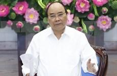 Premier Xuan Phuc: Vietnam desea profundizar Asociación Estratégica con Japón