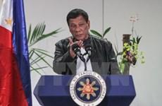 Presidente filipino ordena a ejército aplastar a grupos terroristas