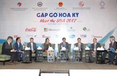 Vietnam y Estados Unidos analizan cooperación comercial e inversionista